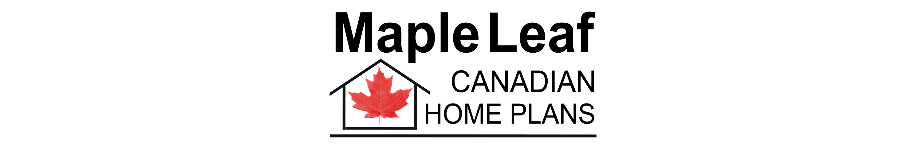 MAPLE LEAF CANADIAN HOME PLANS